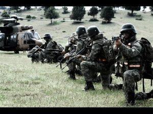 turkysh army